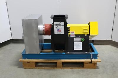 American Fan Company Ie-7-ah Industrial Exhaust Fan Blower