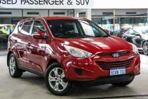 2011 Hyundai ix35 LM MY11 Active (FWD) Red 6 Speed Automatic Wagon