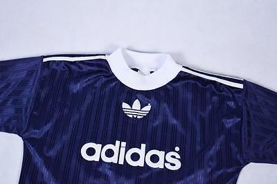 XS Mens Vintage Adidas 90's Trefoil T Shirt