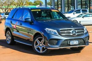 2016 Mercedes-Benz GLE-Class W166 807MY GLE350 d 9G-Tronic 4MATIC Grey 9 Speed Sports Automatic