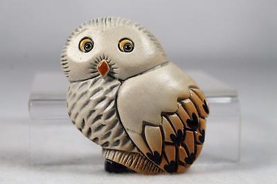 Rinconada Classic Beautiful Adult 'Snowy Owl Magnet' #M36 Retired 1999 NEW