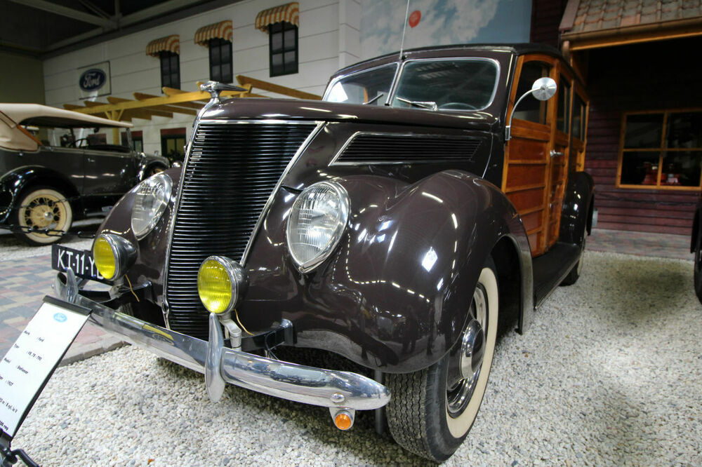 Ford 78-790 1937