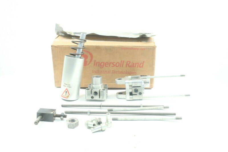Ingersoll Rand 54386511 Double Acting Hydraulic Swivel Cylinder 3/8in