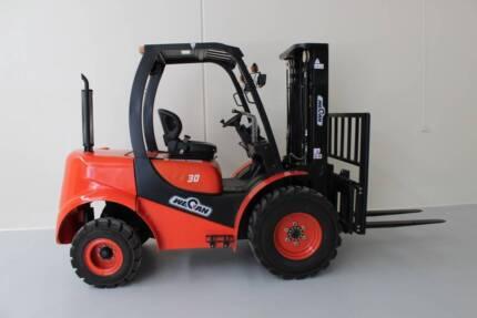 GOLD COAST 3 Tonne Forklift Wecan NEW DIESEL