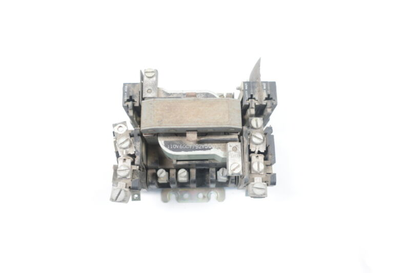 General Electric Ge 110v-ac Ac Contactor