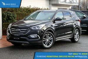 2018 Hyundai Santa Fe Sport 2.0T Limited Leather, Sunroof, Ba...