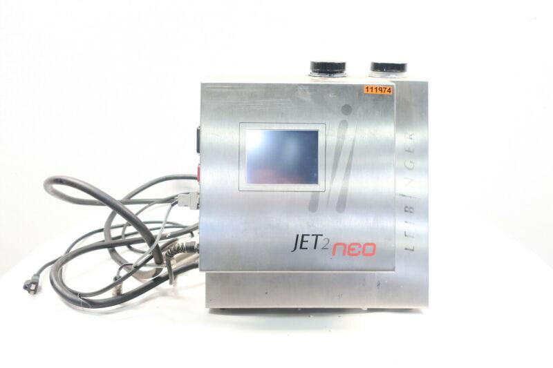 Leibinger JET 2 NEOS Ink Jet Printer 100-240v-ac
