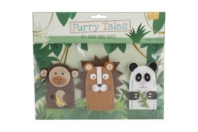 Furry Tales Finger Puppets Circus, Farm and Safari Buy 1 get 2 free](Buy Finger Puppets)