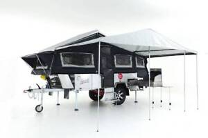EX DEMO Mars Campers Spirit Deluxe Melbourne Springvale Greater Dandenong Preview