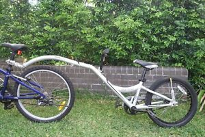 Trailer Bike - 4-6 years Ashfield Ashfield Area Preview