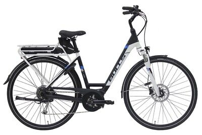 Bosch Electric Bicycle ebike - BULLS - CROSS E8 (Wave) - Active Plus, 500Wh