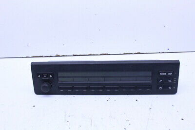 2000-2006 BMW X5 E53 AM FM Radio Tuner 65826914610