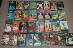 90's VHS Tapes Fremantle Fremantle Area Preview