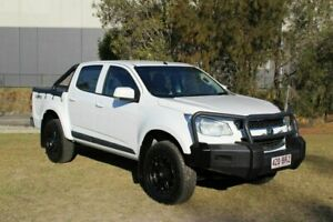 2016 Holden Colorado RG MY16 LS Crew Cab White 6 Speed Manual Utility Ormeau Gold Coast North Preview