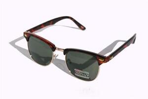 Vintage-Inspired-Classic-Clubmaster-UV400-SunGlasses-Horned-rim-80s