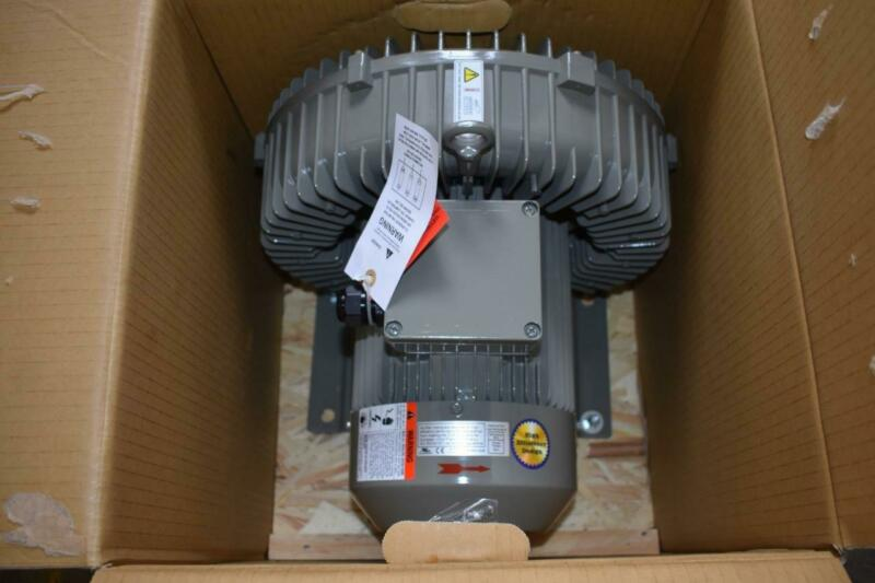 All-Star Regenerative Blower RBH6-305-3  3.5 HP regenerative Blower