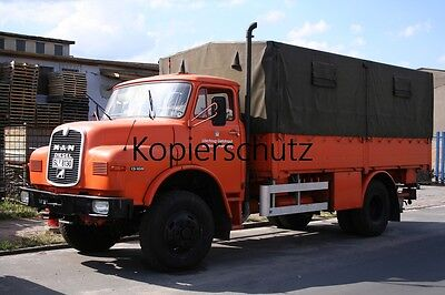 Truck Photo - Lkw Foto MAN Kurzhauber 13.168   /290