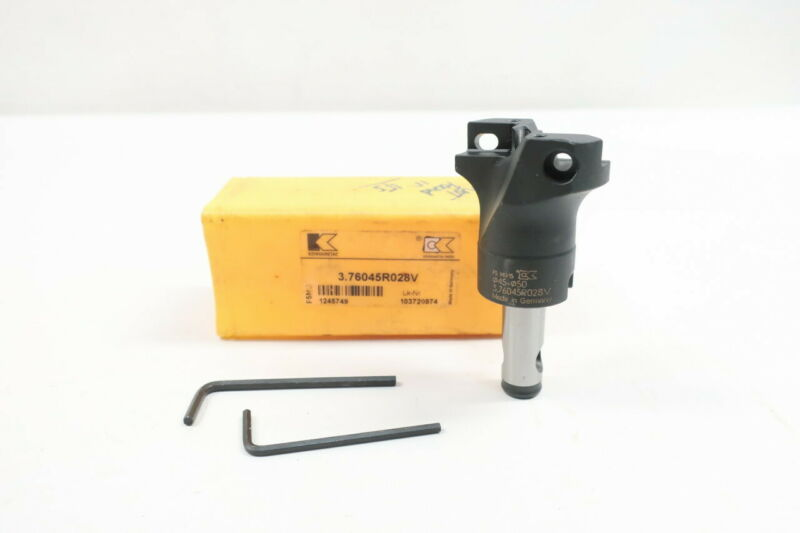 Kennametal 3.76045R028V Adjustable Drilling Head