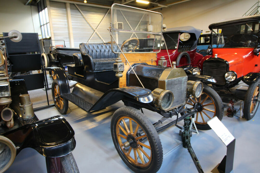 Ford T Roadster 1909