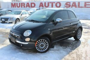 2012 FIAT 500 !!! 1.4 LTR GREAT ON GAS !!!