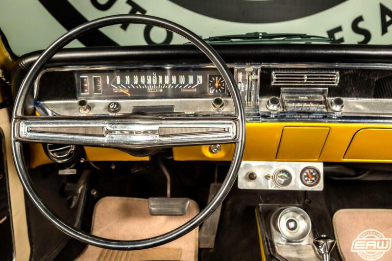 Image 15 Voiture American classic Buick Skylark 1966
