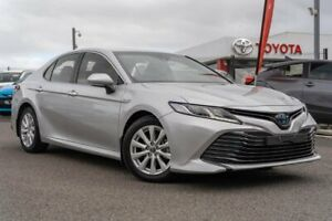 2018 Toyota Camry AXVH71R Ascent Silver 6 Speed Constant Variable Sedan Hybrid Dandenong Greater Dandenong Preview