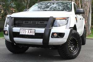 2013 Ford Ranger Ute 4x4 3.2 TURBO DIESEL REGO RWC, WARRANTY Southport Gold Coast City Preview
