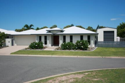 New modern home with high clearance shed in East Mackay East Mackay Mackay City Preview
