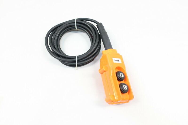 2 Button Hoist Remote Control