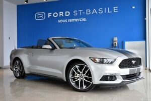 2015 Ford Mustang PREMIUM+12 SPEAKER+ GPS+ CUIR+++ Never acciden