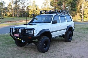 LandCruiser 80 series - Injected & stroked V8, TWIN LOCKED etc Augustine Heights Ipswich City Preview