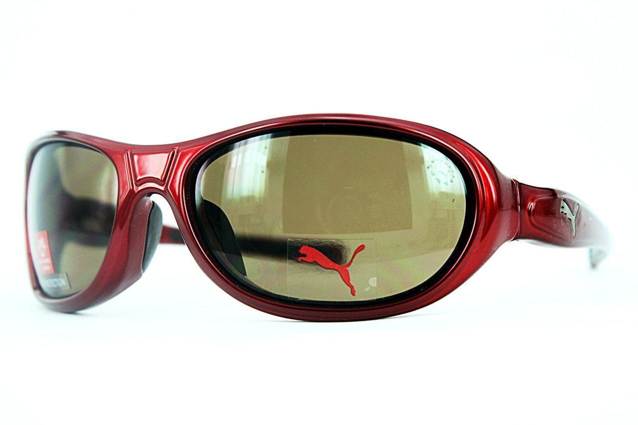 PUMA Sonnenbrille / Sunglasses  PU15089 RE 60[]17-115mm  #403