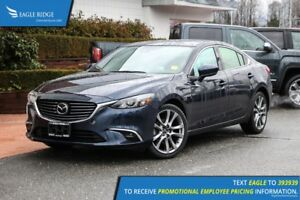2017 Mazda Mazda6 GT Navigation, Leather, Sunroof