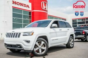 2014 Jeep Grand Cherokee Overland/IMPECCABLE
