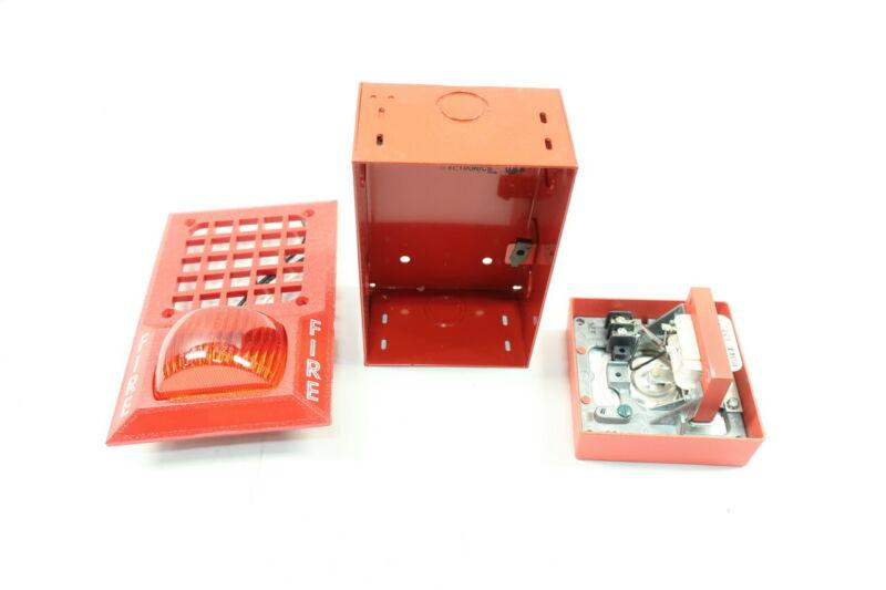 Pyrotronics AV-32A Fire Annunciator Alarm Kit