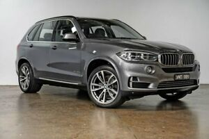 2016 BMW X5 F15 sDrive25d Grey 8 Speed Automatic Wagon South Melbourne Port Phillip Preview