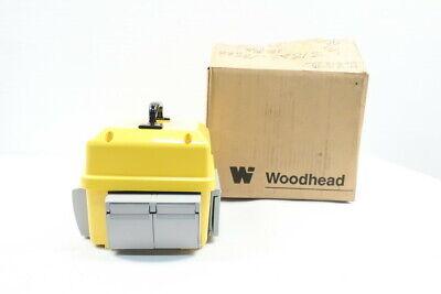 Woodhead 1301350315 Gfci Portable Outlet Box 3p 20a Amp 120v-ac