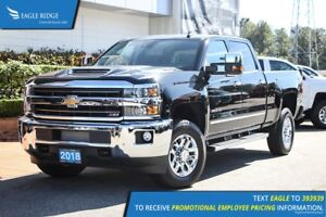 2018 Chevrolet Silverado 3500HD LTZ Navigation, Leather Uphol...