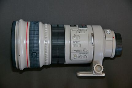 Canon EF 300 f2,8 L IS