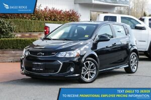 2018 Chevrolet Sonic LT Auto Apple CarPlay & Android Auto, Ba...