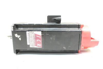 Fanuc A06b-0373-b175 A23000 Servo Motor 3ph 12kw 3000rpm 2nm 129v-ac