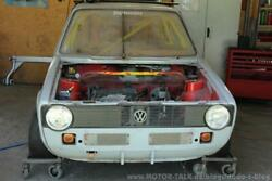 Golf 1 Slalomrenner