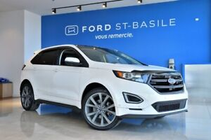 """2016 Ford Edge SPORT+MAGS 21""""+TOIT+NAV+CUIR+TECK+++++ FULLY LOAD"""