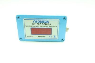 Omega Os102e-k Infrared Temperature Transmitter 0-1000f 12-24v-dc