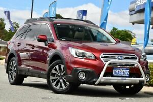 2016 Subaru Outback B6A MY16 2.5i CVT AWD Premium Venetian Red 6 Speed Constant Variable Wagon Melville Melville Area Preview