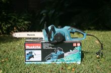 Makita chainsaw UC3541A - Used once. Epping Ryde Area Preview