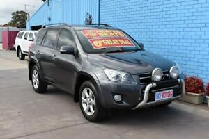 2012 Toyota RAV4 GSA33R 08 Upgrade ZR6 Grey 5 Speed Automatic Wagon Enfield Port Adelaide Area Preview