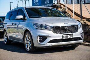 2019 Kia Carnival YP MY19 Platinum Silver 8 Speed Sports Automatic Wagon
