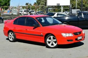 2005 Holden Commodore VZ Executive Red 4 Speed Automatic Sedan Underwood Logan Area Preview