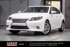 2014 Lexus ES 350 PREMIUM: CUIR TOIT CAMERA LOW MILEAGE